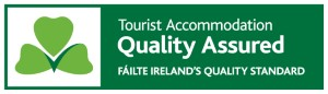 Irish Tourist Board Approved accommodation Co Galway